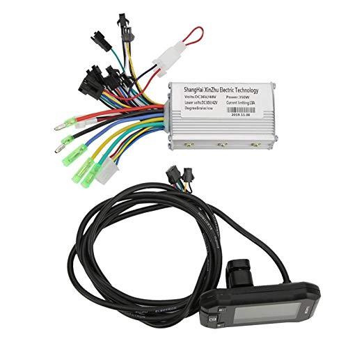 DAUERHAFT Controlador sin escobillas 36V / 48V de la Vespa eléctrica de...