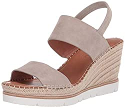 in budget affordable Women's 2-strap sandals by Kenneth Cole Elissa Gentle Soul, Mushrooms, 8