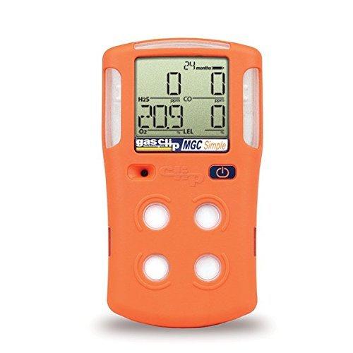 honeywell 4 gas monitor - 3