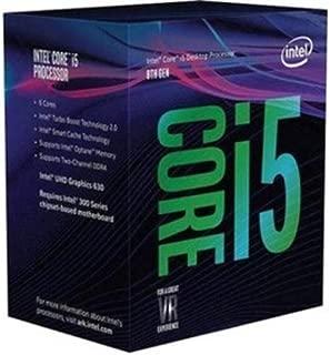 INTEL BX80684I59400 Boxed Intel Core I5-9400 Processor 9M Cache UP to 4.10GHZ FC-LGA14A, 9th Gen, 6 Cores,