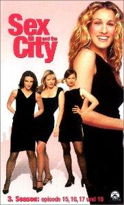 Sex and the City - Season 3 Vol. 4