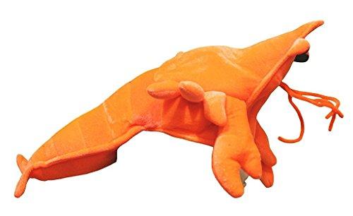 Petitebelle Los Animales del Traje de Halloween del Sombrero Unisex Tamaño de la Ropa Gratis Un tamaño Langosta