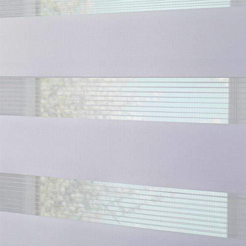 Tenda a rullo - Grigio - cm 100x280 - Night and Day - Linea Oro -