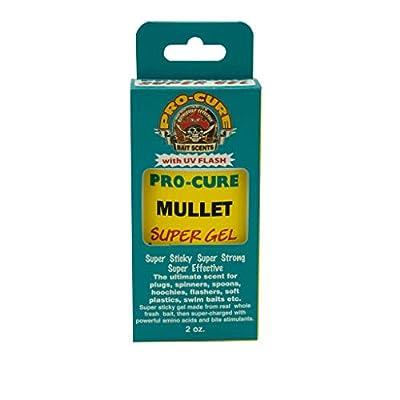 Pro-Cure Bait Scents Mullet Gel