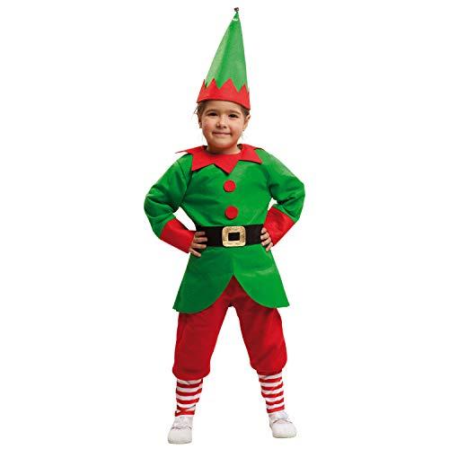 Desconocido My Other Me-203463 Disfraz de elfo para niño, 10-12 años (Viving Costumes 203463)