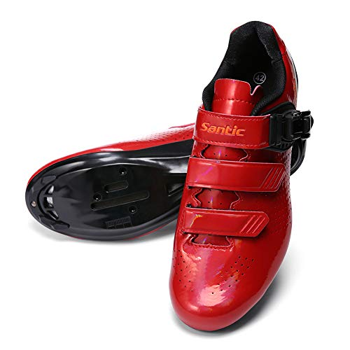 Santic Cycling Shoes Men Spinning Shoes Road Bike Shoes