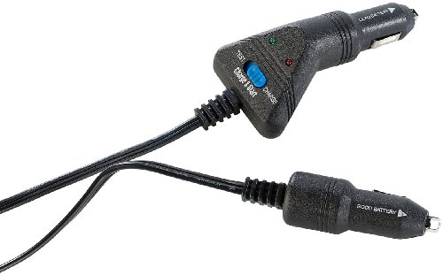 Lescars Auto Starter Kit: Kfz-Starter-Kit für den Zigarettenanzünder, 4m-Kabel (Starthilfe)