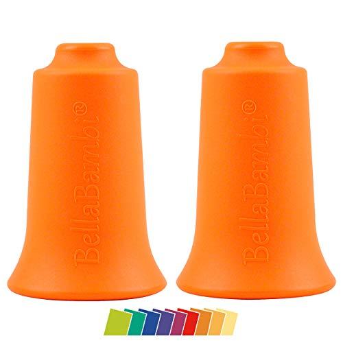 Preisvergleich Produktbild BellaBambi® original duo / 2 BellaBambis Original Orange / Vitality