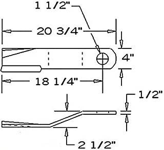 86664BH - Bush Hog Rotary Blade 20.75