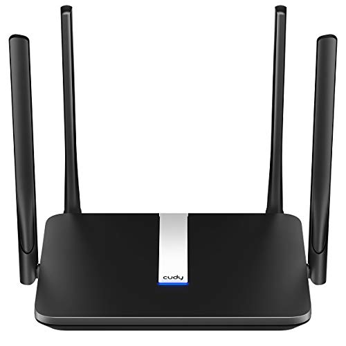 Cudy AC1200 Mbps Dual Band 4G LTE Router, 4G LTE cat4, 4...
