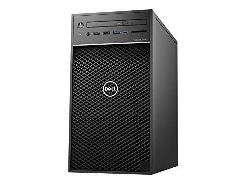 DELL Precision 3640 Intel Core i9 di Decima Generazione i910900K 16 GB DDR4SDRAM 512 GB SSD Tower Nero PC Windows 10 PRO