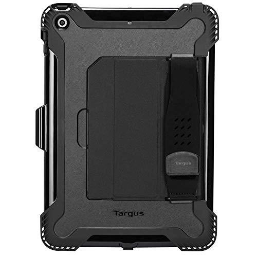 Targus SafePort Robuste Schutzhülle mit Ständer für iPad (2017/2018) Schwarz