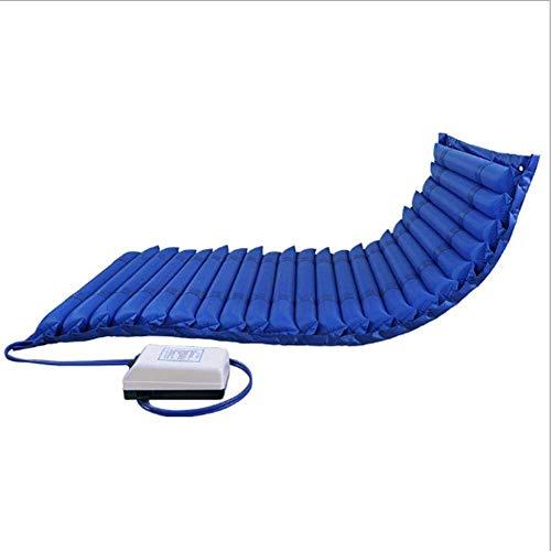 WKDZ Anti-Schlafsoren-aufblasbare Matratze-Streifen Einzelbett-Körperpositionierer, die Pflege aufblasbare Matratze unterstützen, um die Schmerzlinderung zu behandeln 1219