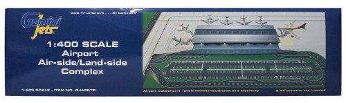 Price comparison product image Gemini Jets 1-400 GJARPTB Terminal Set44; Airport Airside - Land Side 1-400