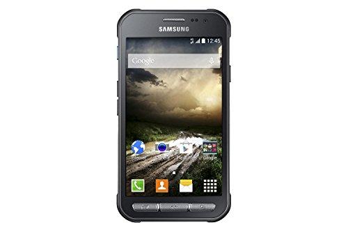 Samsung G388 Galaxy Xcover 3 Smartphone, 8 GB, Argento [Italia]