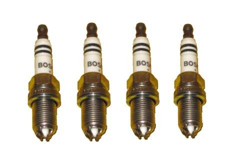 4 piezas de Bosch OEM Bujía # 0242236562/FGR7DQP +/4417 – BMW – Nuevo Platinum Iridium
