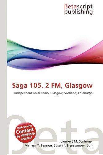 Saga 105. 2 FM, Glasgow