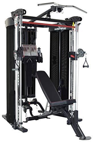 Fitness Station Multi-Gimnasio sin Pesas, Trabaja con el Peso de tu Cuerpo Inspire BL-10