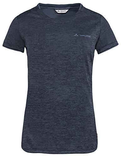 VAUDE Damen T-shirt Women's Essential T-Shirt, eclipse, 40, 413297500400