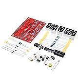 ARCELI Online DIY Digital LED 1Hz-50 MHz Quarzoszillator Frequenzzähler Meter Tester Kit Tool