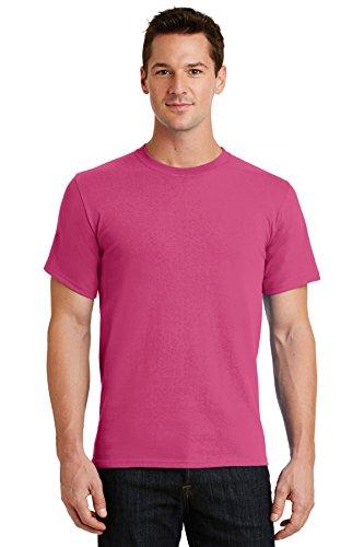 Port & Company Men's Essential T Shirt XL Sangria