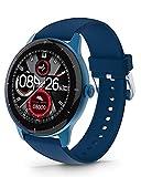 DOOGEE CR1 Smartwatch, Reloj Inteligente Impermeable IP68 para Hombre Mujer Niños con Pulsómetro, Batería de 300mAh,...