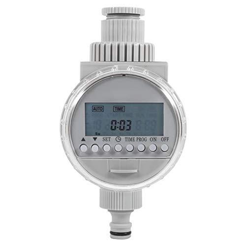 Z-LIANG Irrigación Controlador Dos Dial plástico Temporizador de riego WI-FI a Distancia Sistema de riego de jardín Grifo de Control electrónico automático