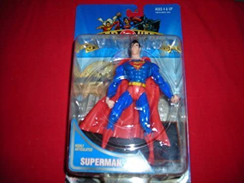 DC SUPER HEROES ADVENTURES OF SUPERMAN DAILY PLANET by Hasbro