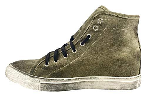Daniele Alessandrini Sneakers Alta Lacci (44 EU)