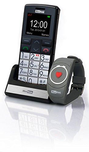 Maxcom MM 715 Großtasten Handy Bild