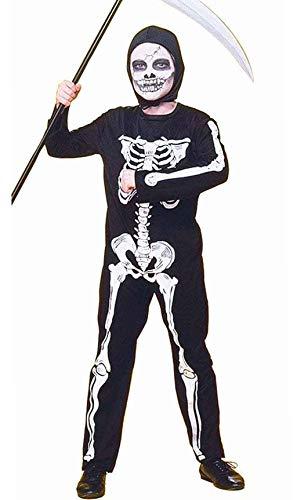 Rubies - Disfraz infantil de esqueleto, 3-4 años (Rubie