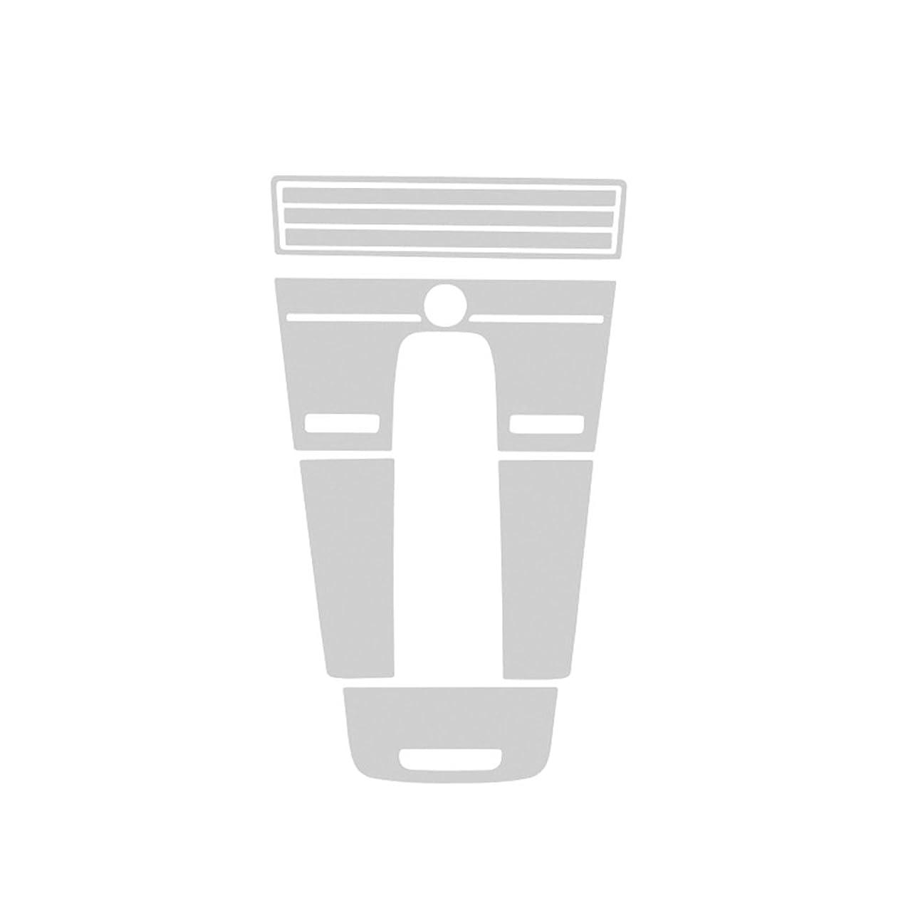 短命ブローアピールセンター コントロール ギア フィルム 保護 リム「ポルシェ?パナメーラ Porsche Panamera 二代目 2017-2018」に適合