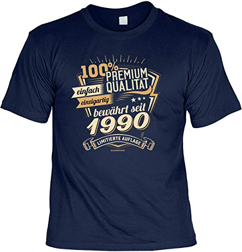 lustiges T-Shirt 30 Geburtstag 30 Jahre Shirt Leiberl Papa Geschenk zum 30 Geburtstag 30 Jahre Geburtstagsgeschenk 30-jähriger Gr: XL