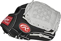 Rawlings Sure Catch Series Youth Baseball Glove, Basket Web, 10 inch, Right Hand Throw
