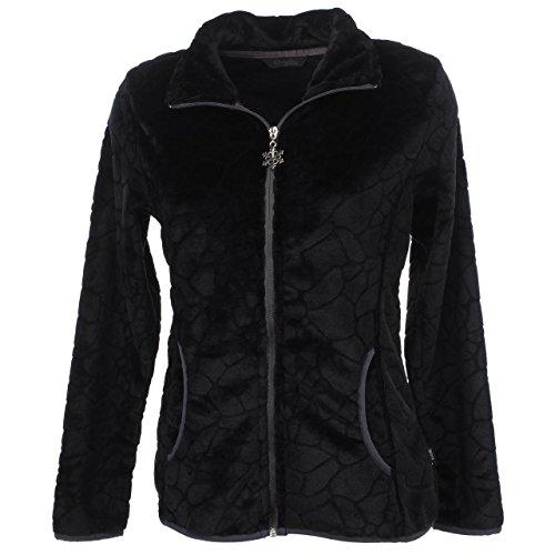 SD Best selection - Lauziere Noir Lady - Vestes Polaire - Noir - Taille XL