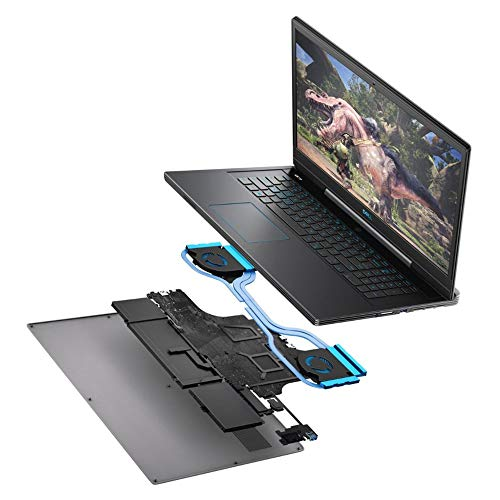 17.3 Inch Dell G7 7790 FHD Hexa-Core i7-9750H GeForce RTX 2060 Gaming Laptop (2020)
