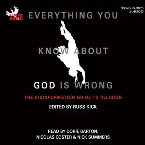 Everything You Know About God Is Wrong, Volume 1 audiobook cover art