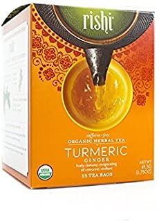 Best rishi turmeric lemon tea Reviews