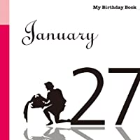 1月27日 My Birthday Book