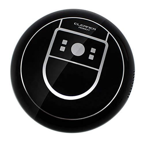 Shiwaki Robot Aspirador, Carga USB Robótico Automáticamente ICleaning Martine para Pelo Duro De Mascotas Y...