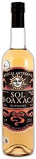 Mezcal Sol de Oaxaca Reposado 40° Certificado
