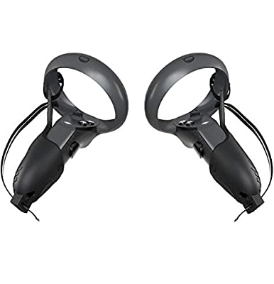 Skywin Quest Controller Grips Upgraded - Anti Drop Touch Controller Grips for Oculus Quest Controllers - Compatible with Oculus Rift S and Quest VR Controllers, Upgraded Model by Skywin