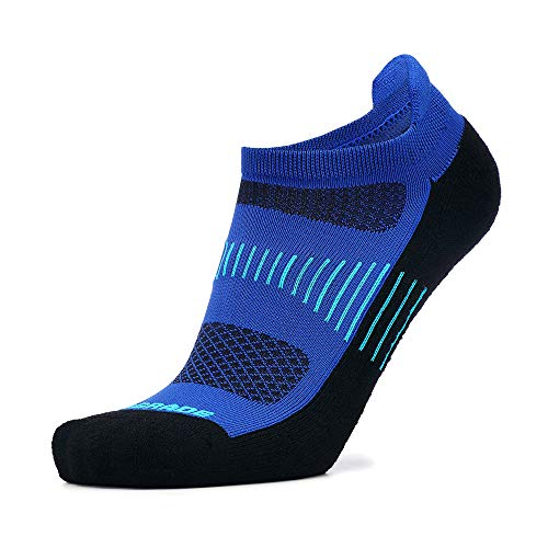 UGUPGRADE 1 Pair / 3 Pairs Wool Running Socks, Performance No show Athletic Socks for Men