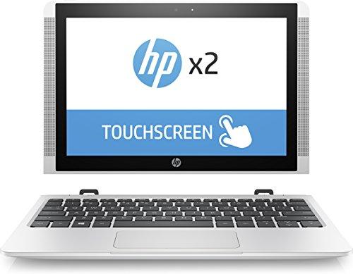 HP 10-P002NS - Portátil de 10.1' (Atom X5-Z8350 de 1.44 GHz, Memoria Interna de 500 GB, 2 GB de RAM, Windows 10 Home) Blanco Nieve