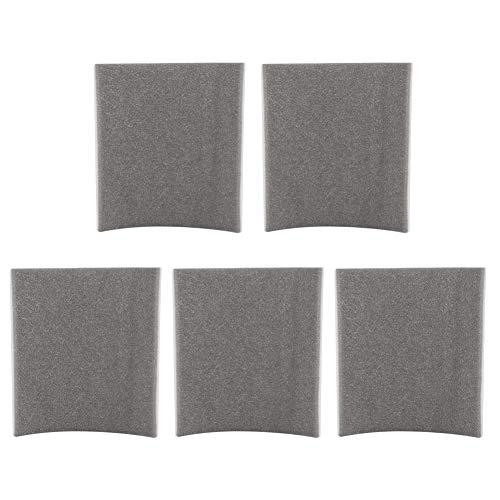 Accesorio para el hogar, filtro de esponja para motor de aspiradora, fácil de instalar, filtro de esponja universal para motor de aspiradora para aspiradora, filtro de motor para el hogar