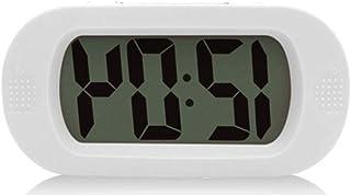 目覚まし時計電池式スヌーズ電気デジタルナイトライト旅行簡単に設定する寝室ベッドサイドキッズ学生 Rxcyjlinzw (Color : A, Size : 14cm*4.6cm*7cm)