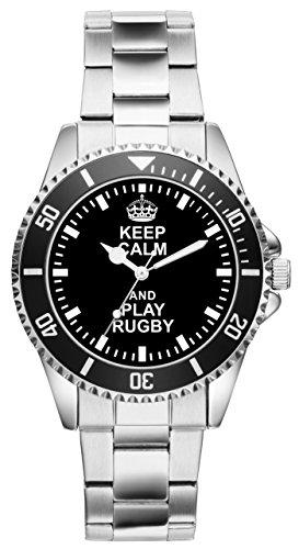 Rugby Geschenk Artikel Idee Fan Uhr 1917