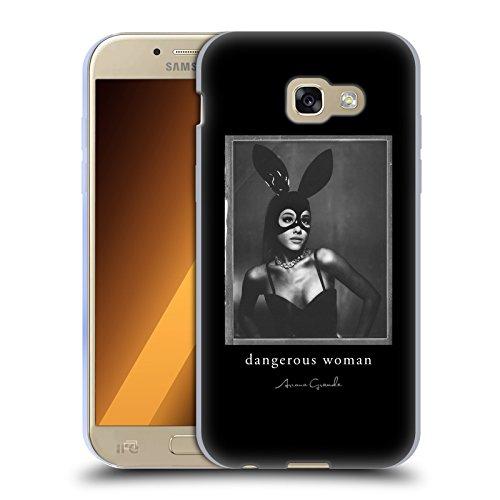 Head Case Designs Offizielle Ariana Grande Haase Gefährliche Frau Soft Gel Huelle kompatibel mit Samsung Galaxy A5 (2017)