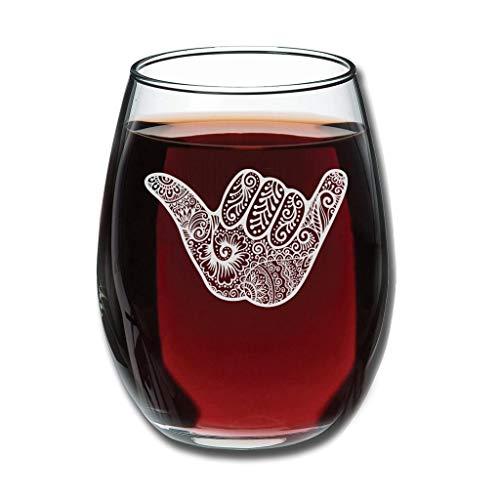 Ballbollbll Copa de vino belga con grabado personalizado y grabado a mano, copa de vino, vintage, ideal para fiesta de cumpleaños, taza de whisky, 350 ml