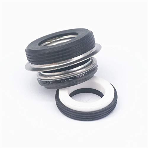 MHXY Dichtungen Welle Durchmesser 10/12/16/17/20/25/28 / 30mm Wasserpumpe Gleitringdichtung Einzelfahrwerksfeder for In-line-Pumpe Reinwasserpumpe Element (Specification : 16mm)